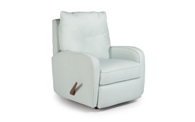 ingall power recliner is a beautiful white leather recliner with a modern twist and available in many different cover choices