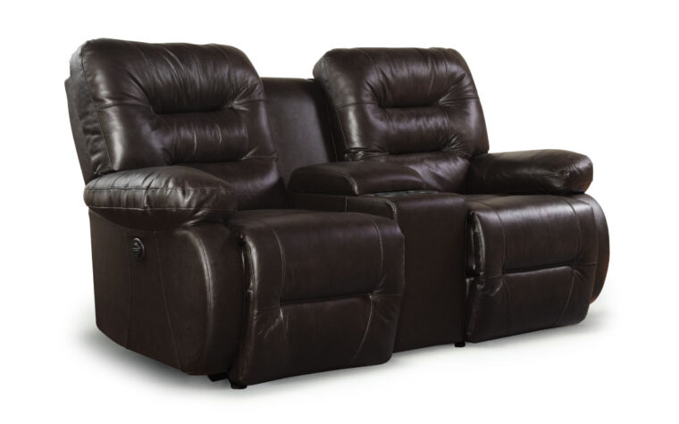 The Maddox has a easy removable back and has lots of base recliner options