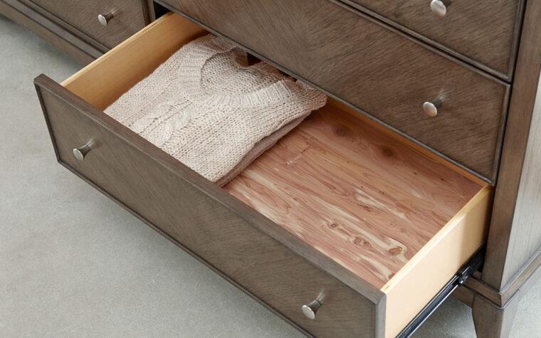 apex dresser storage