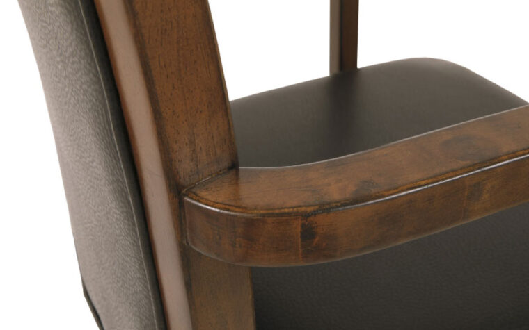 Ashley Hamlyn Office Chair arm detail