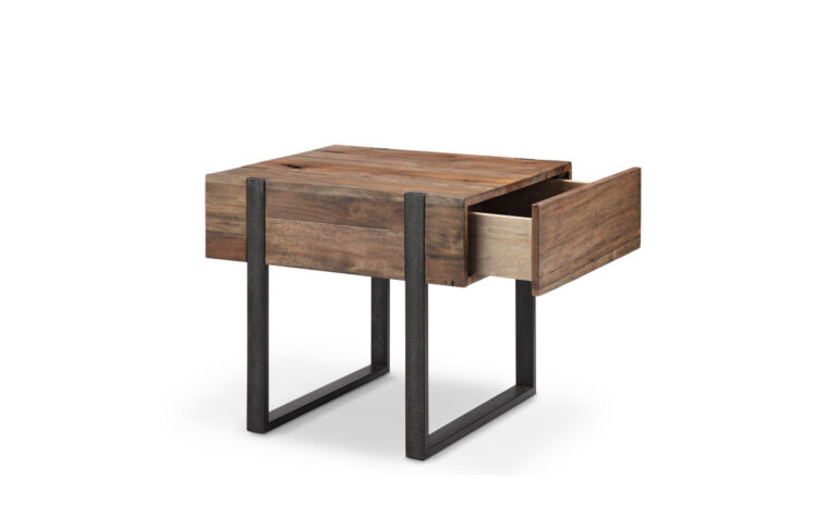T4344-03 Prescott End Table open