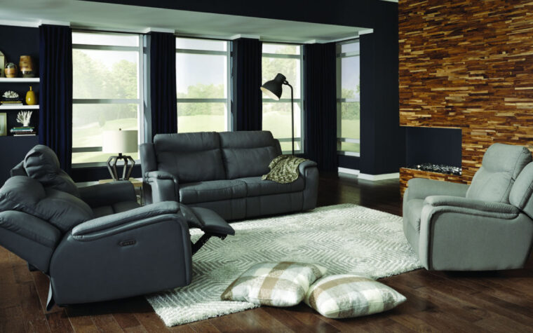 buckingham collection by palliser rustic room