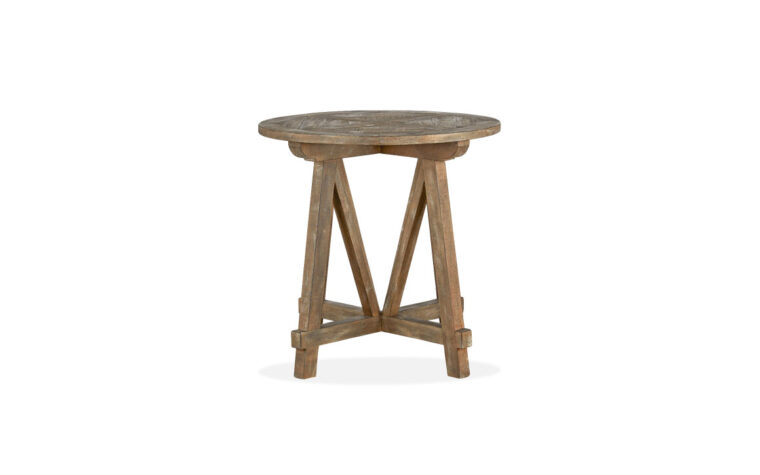Bluff Heights Round Accent Table