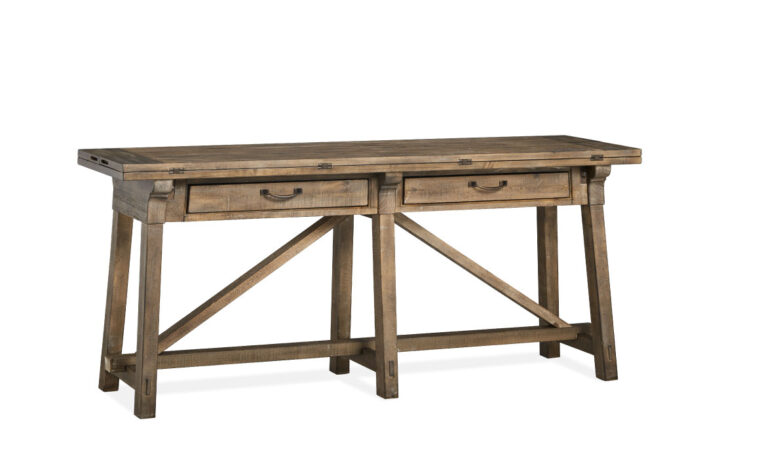 Bluff Heights Flip Top Sofa Table