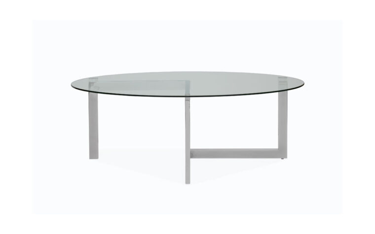 Aries Tempered Glass Cocktail Table