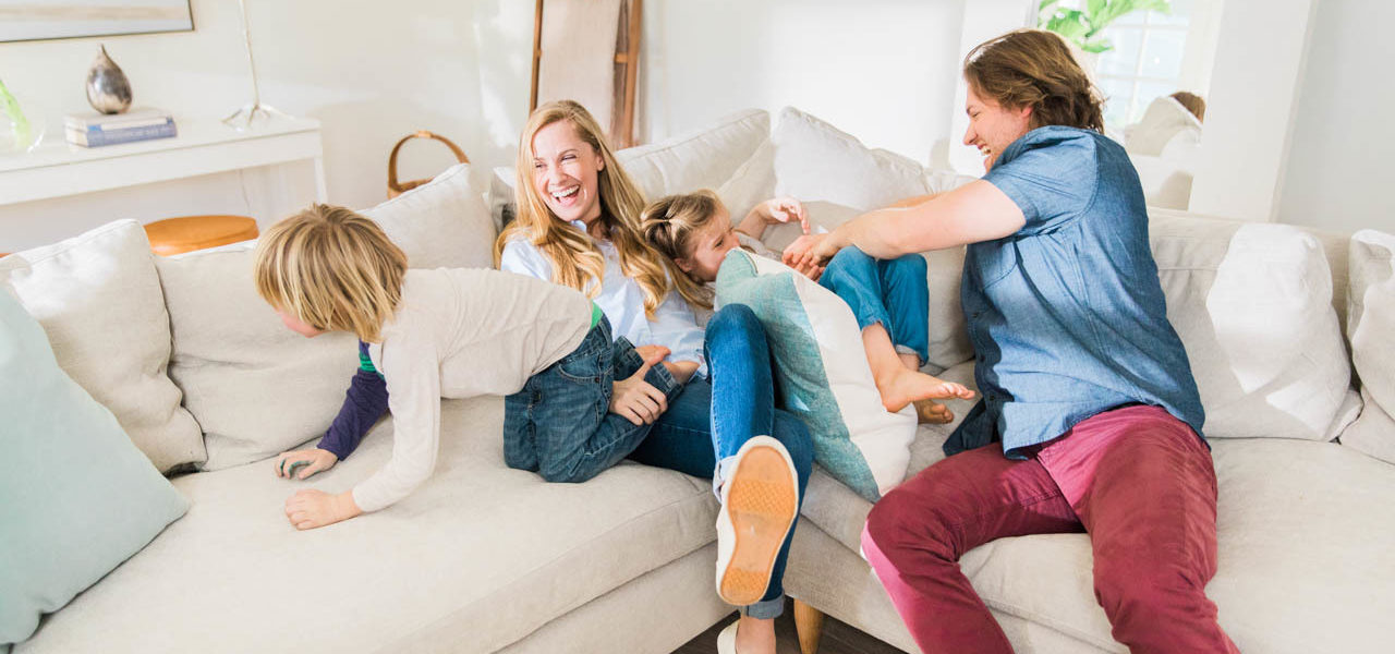 Crypton family-friendly fabric