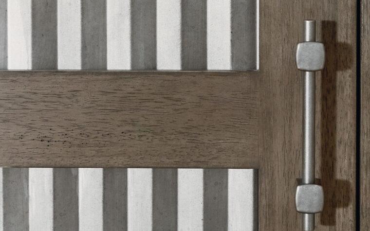 Locker Door Chest detail