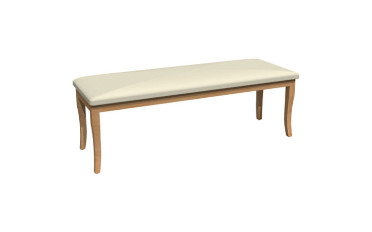 Bertanie Bench - Cushioned