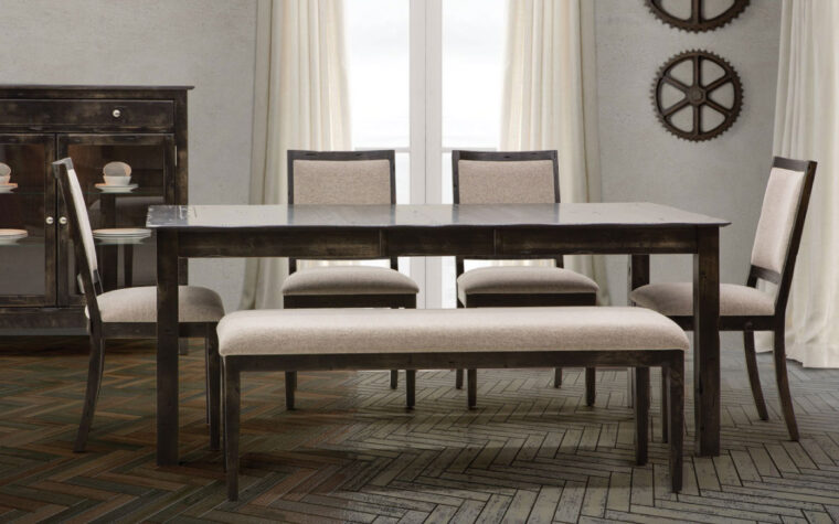 Bertanie Dining Bench sample 2