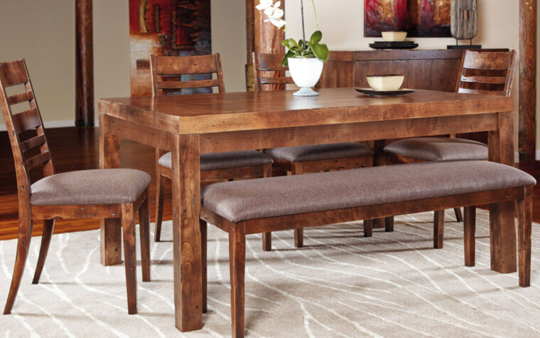 Bertanie Dining Bench sample