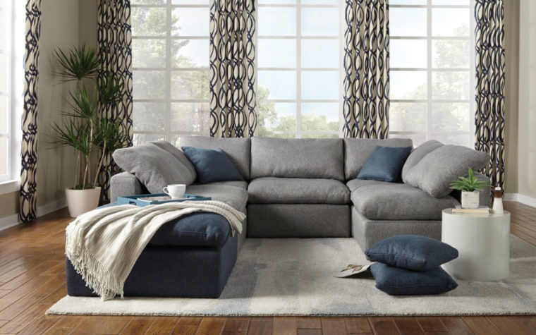 Bloom Modular Sectional room 2