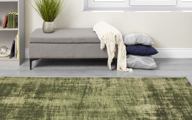 Cathedral Area Rug room