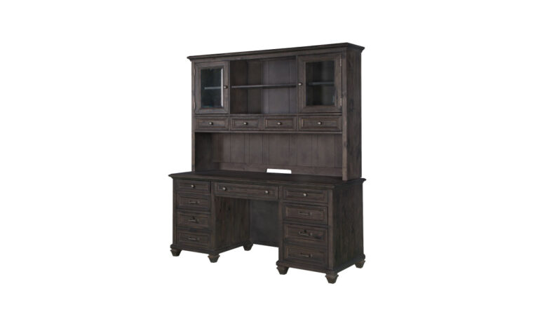 Sutton Place Credenza with Hutch