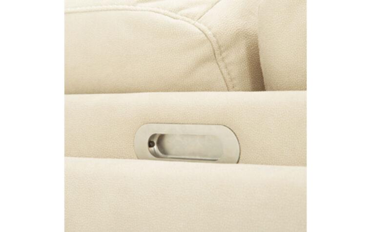 Kildonan Sofa Bed handle detail