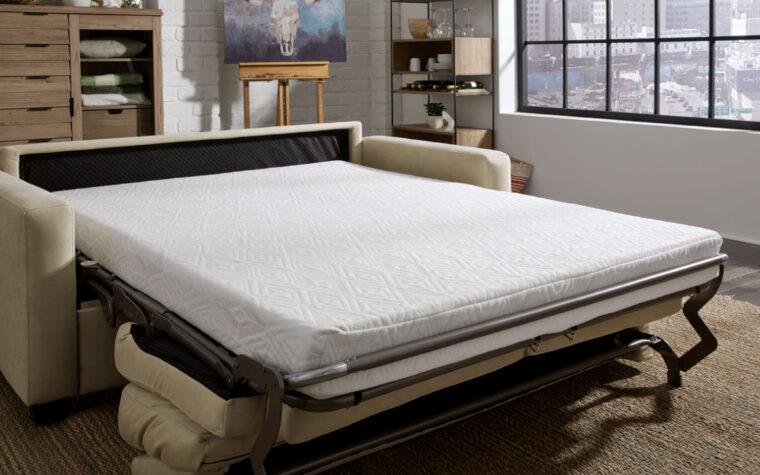 Kildonan Sofa Bed open in room