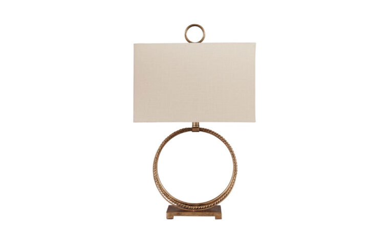 Mahala Metal Table Lamp