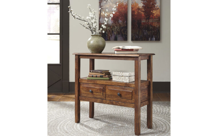 Abbonto Accent Table room shot