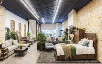 Chervin Furniture Showroom - Spring 2019