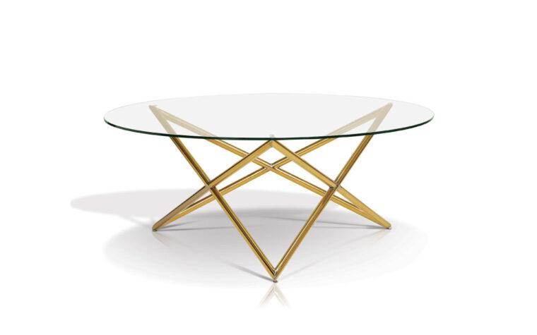 Faye Coffee Table by Korson
