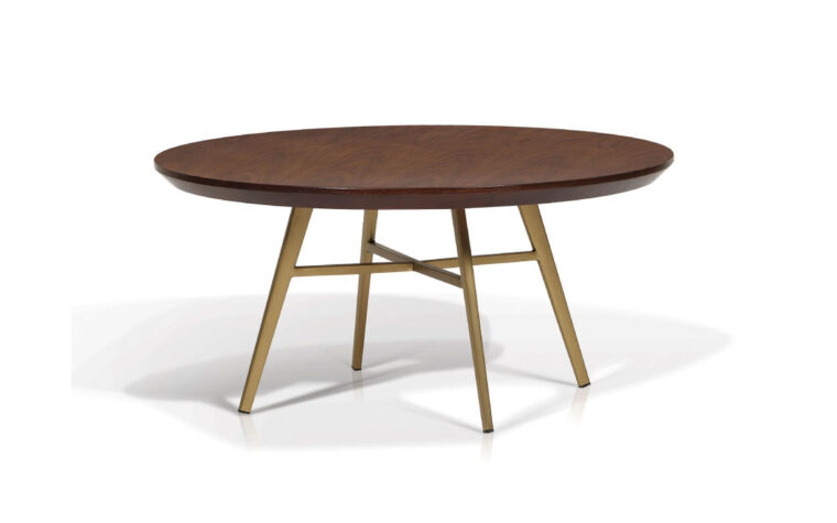 Jackie Round Cocktail Table