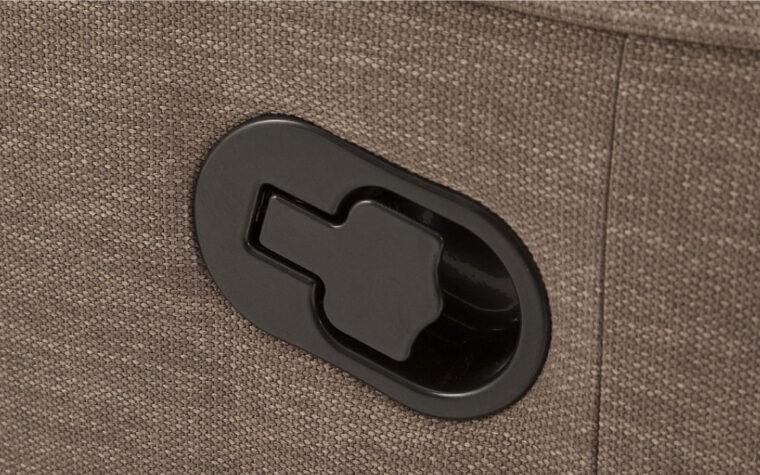 Topaz manual recline