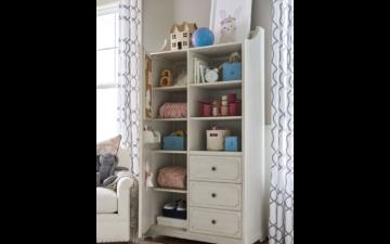 SmartStuff Furniture Armoire - kids