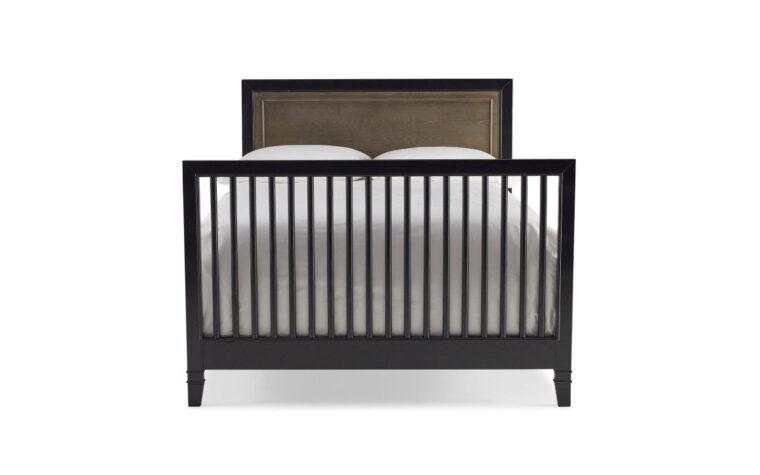 Convertible Crib - full bed