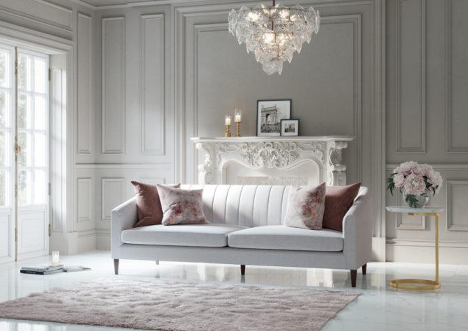 Madison Sofa - room shot