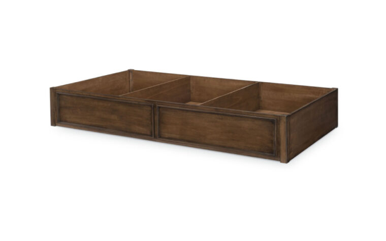Optional Lakehouse daybed under-bed storage