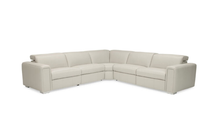 Titan reclining sectional