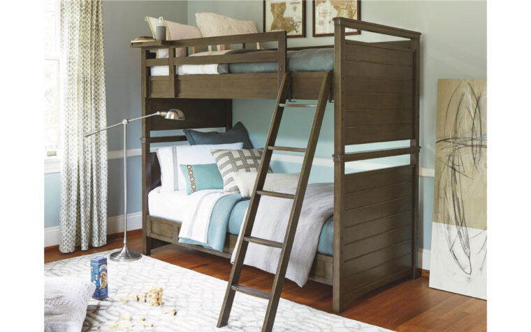 Varsity Bunk Bed room shot