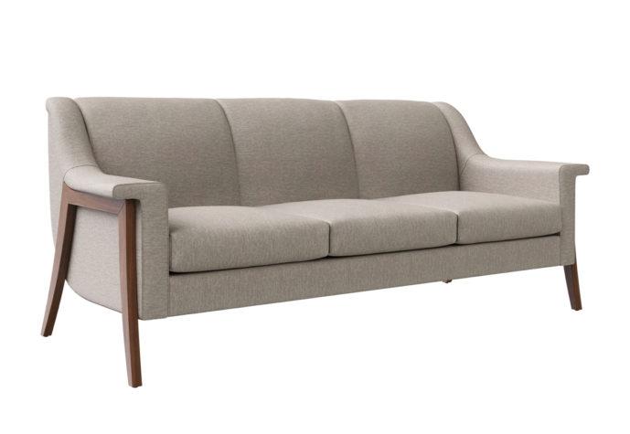 14110 Alesund Sofa - angle