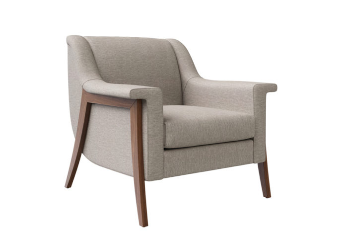 14310 Alesund Chair - angle