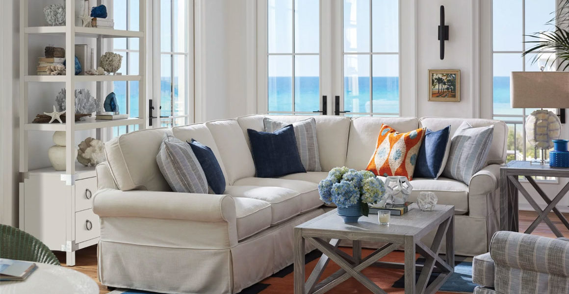 How to Mix-and-Match Styles At Home - following lines through your home