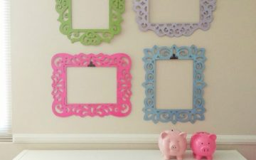 Colourful Frames - by Dinah Wulf