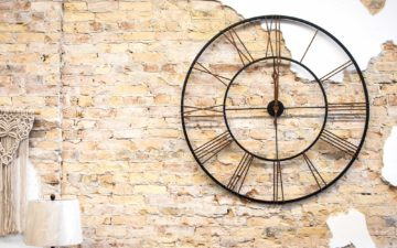 How to Pick and Place a Wall Clock