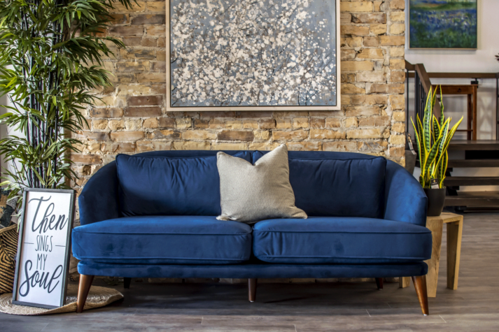 2884 Condo Sofa - Showroom model
