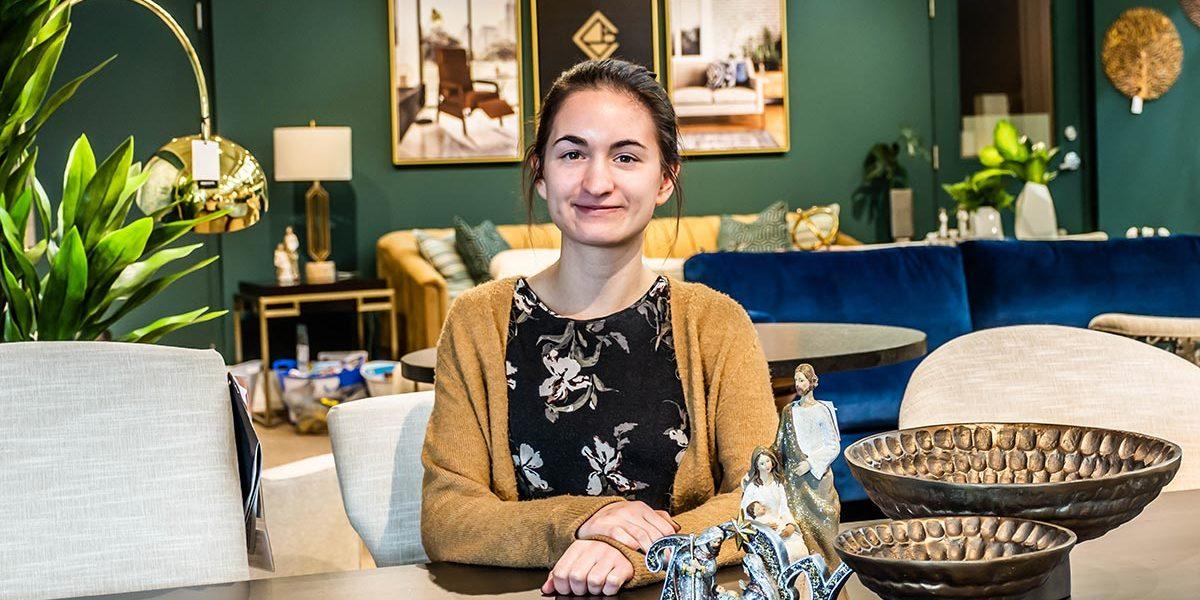 Meet Heidi - Chervin Furniture & Design Waterloo