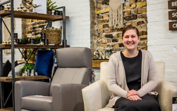 Meet Jenny - Sales Associate at Chervin Furniture & Design