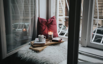 Hygge Cozy Living Blog Post