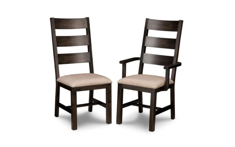 Rafters Dining Chairs by Handstone