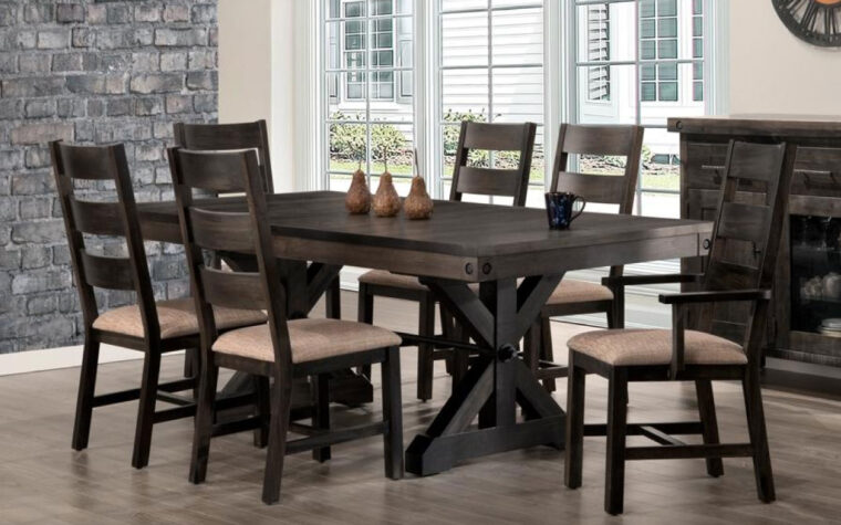 Rafters Trestle Dining Set