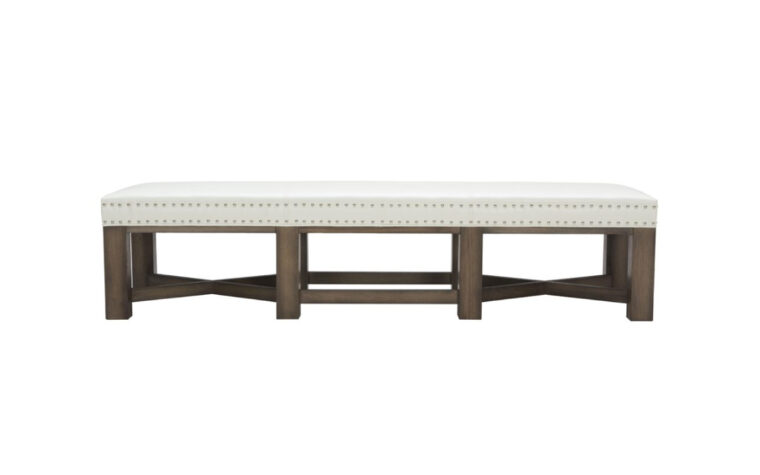 Brixton Bench-Bonded Leather
