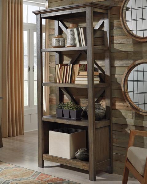 Johurst bookcase by Ashley