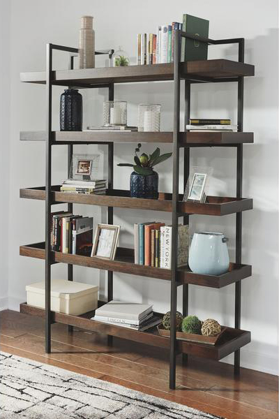 Starmore bookcase - declutter this spring