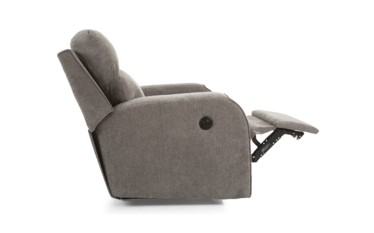 M844 Sofa by Decor-Rest - partial side recline