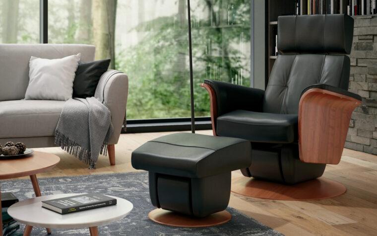 Portland Chair - room shot