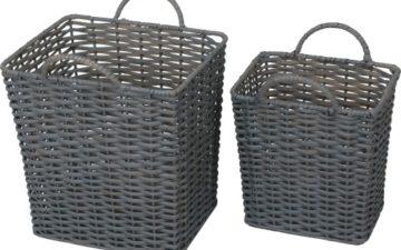 Decluttering - using baskets (Renwil)
