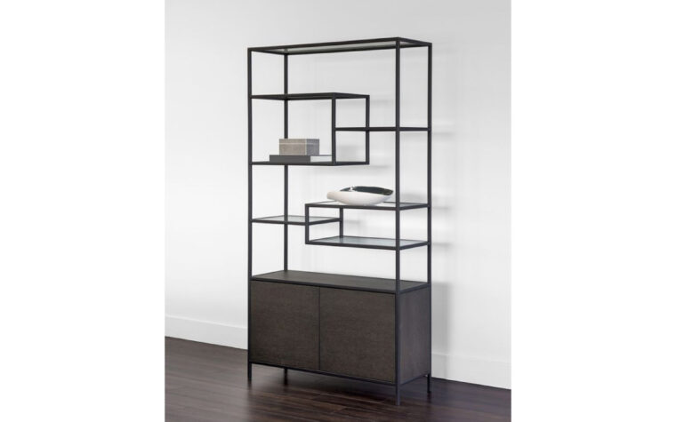 Stamos Bookcase by SUNPAN - room shot