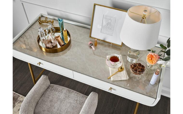 Allure Vanity Desk by Universal Furniture